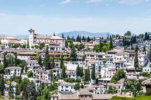 El Albaicín - Arab district in Granada   Go2Alhambra com