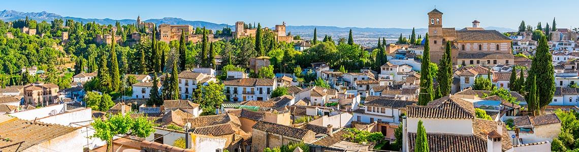 El Albaicín - Arab district in Granada | Go2Alhambra com