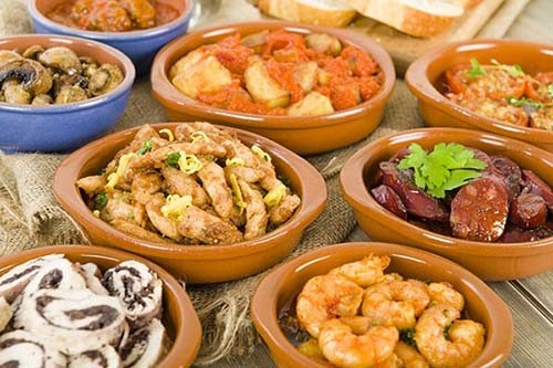 Restaurants in Granada